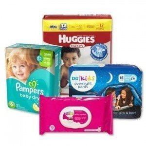 Diapering & Daily Care